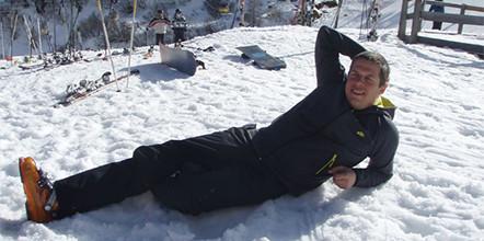 На лыжах в новый сезон!