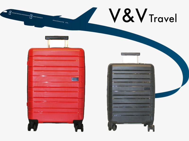 CONWOOD - новая серия чемоданов от V&V Travel