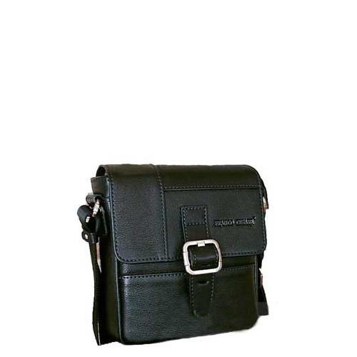 Мужская кожаная сумка Franco Cesare 512