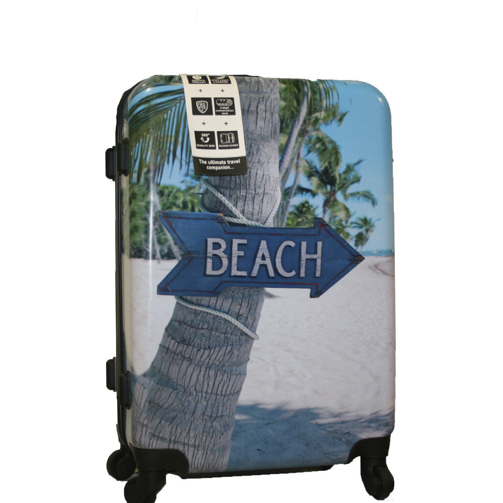 Чемодан V&V Travel 134 - 65 Beach