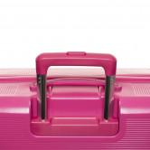 Чемодан V&V PC 023-55 Pink