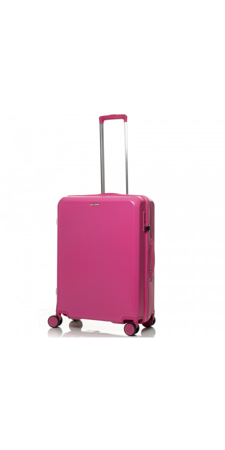 Чемодан V&V Travel PC 023-65 Pink