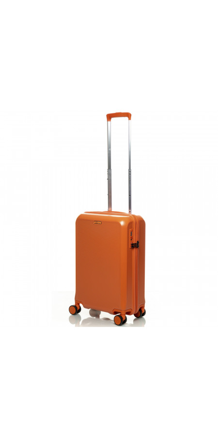 Чемодан V&V Travel PC 023-55 Orange
