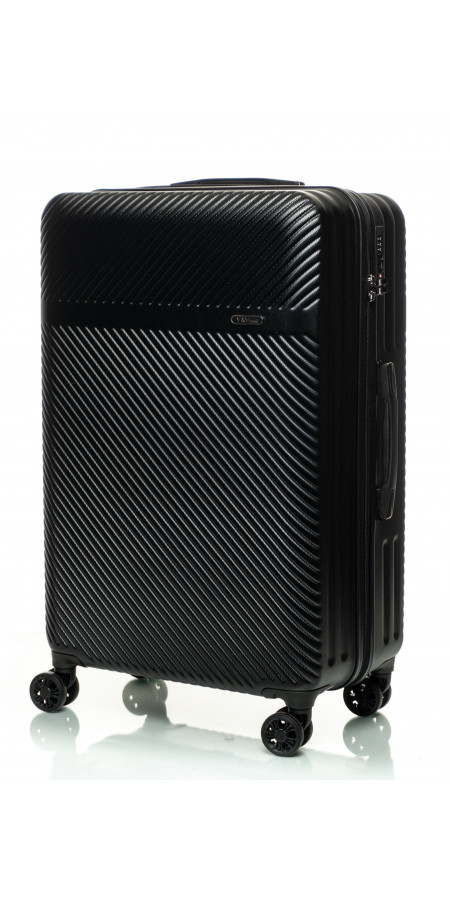 Чемодан V&V Travel PC 021-75BL