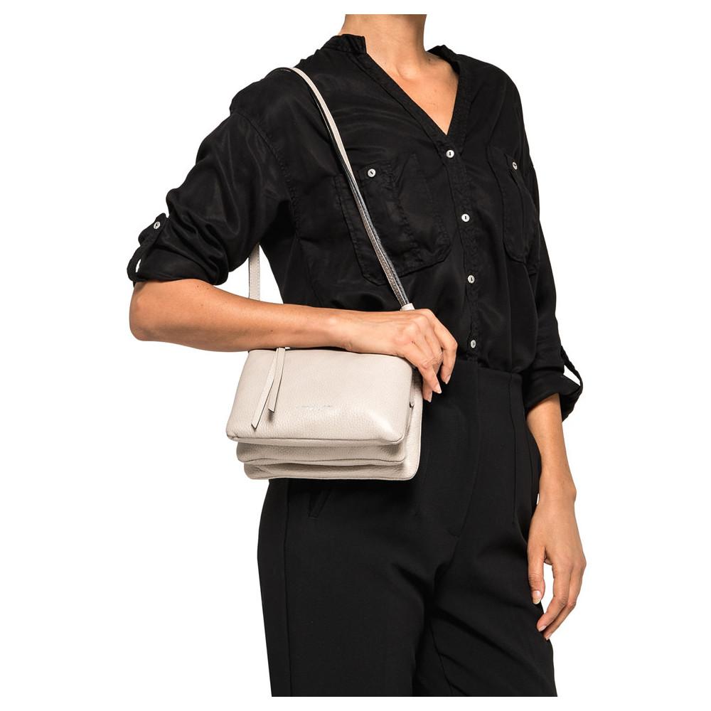 Женская сумка Gianni Chiarini 7902 RMN/RE