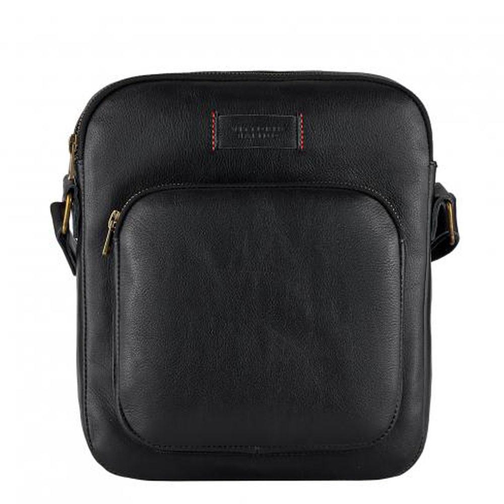 Мужская кожаная сумка VS  022
