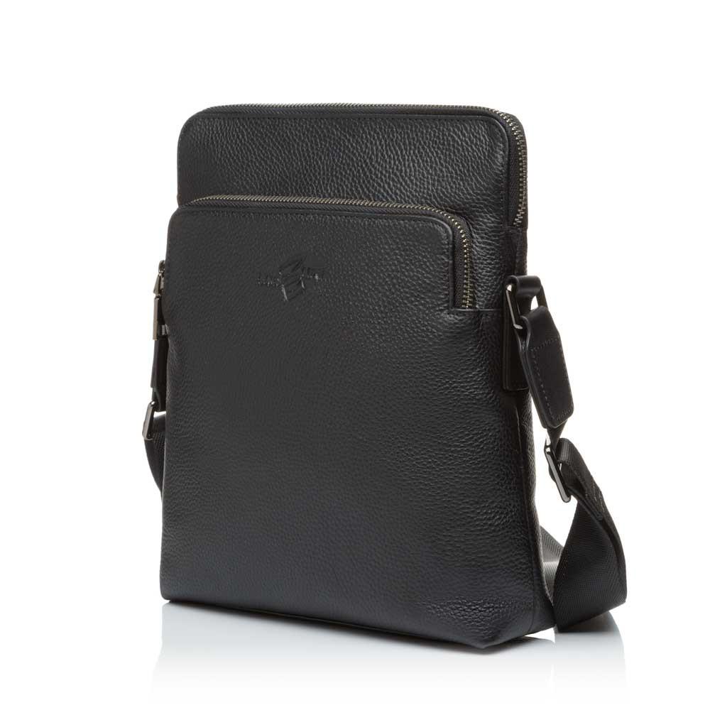 Мужская кожаная сумка Vito Torelli 6227