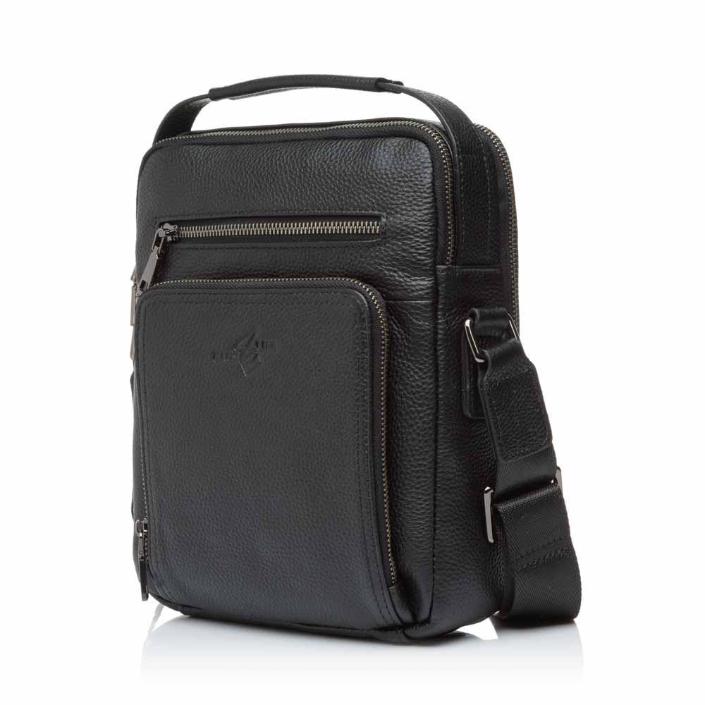 Мужская кожаная сумка Vito Torelli 9729